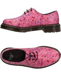 Dr. Martens - Zapatos de cordones - Lyst