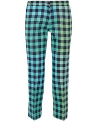 Victoria, Victoria Beckham - Casual Trousers - Lyst