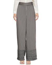 Angela Davis | Casual Trousers | Lyst
