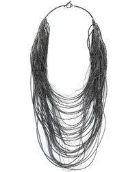 Brunello Cucinelli - Collar - Lyst
