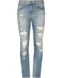 R13 - Pantalon en jean - Lyst