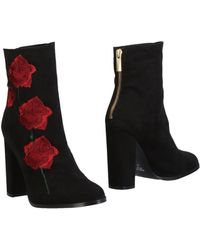 """""""intentionally_______."""" - Ankle Boots - Lyst"""