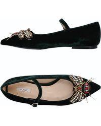 ViCOLO - Ballet Flats - Lyst