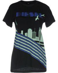 DIESEL - T-shirt - Lyst