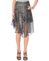 Preen Line - Knee Length Skirt - Lyst
