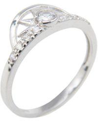 V Jewellery - Ring - Lyst