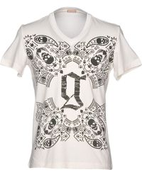 John Galliano - T-shirt - Lyst