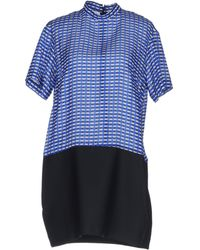 French Trotters - Short Dress - Lyst