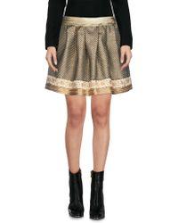 Relish - Mini Skirts - Lyst