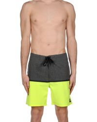 Rip Curl Beach Shorts And Trousers - Yellow