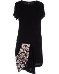 Just Cavalli - Short Dress - Lyst