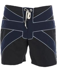 Belstaff - Swimming Trunks - Lyst