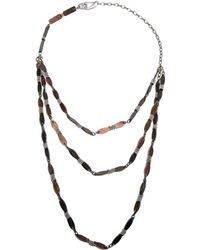 Masnada | Necklace | Lyst