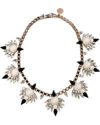 Ellen Conde - Necklace - Lyst