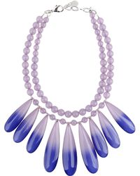 Armani - Necklace - Lyst