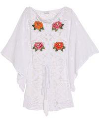 Miguelina - Short Dress - Lyst