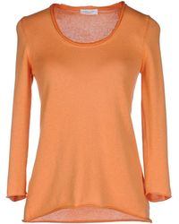 Anneclaire - Short Sleeve Sweater - Lyst