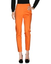 Moschino - Casual Pants - Lyst