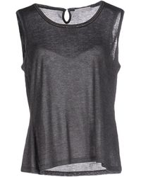 Silk And Cashmere - Vest - Lyst