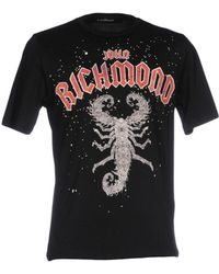 John Richmond - T-shirts - Lyst