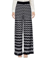 M Missoni - Casual Pants - Lyst