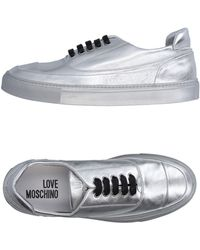 Love Moschino - Low-tops & Trainers - Lyst