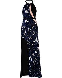 Issa - Long Dress - Lyst