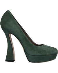 Lauren by Ralph Lauren - Court Shoes - Lyst