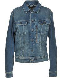 Lee Jeans - Denim Outerwear - Lyst