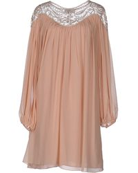 Gai Mattiolo - Short Dress - Lyst