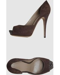 Barbara Bui - Court Shoes With Open Toe - Lyst