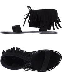 18kt - Sandals - Lyst