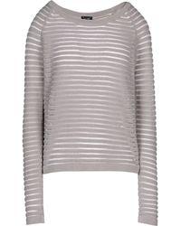 Armani Jeans - Crewneck Sweater - Lyst