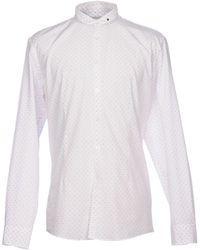 Grey Daniele Alessandrini - Shirts - Lyst