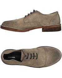DIESEL | Lace-up Shoe | Lyst