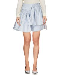 Anna K - Mini Skirt - Lyst