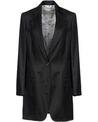 Paul Smith - Overcoat - Lyst