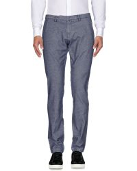 Michael Coal - Casual Trousers - Lyst