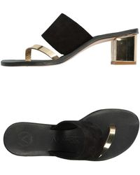Alvaro - Toe Post Sandal - Lyst