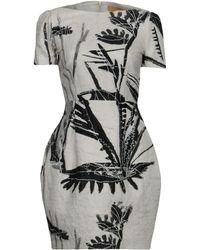 Genny - Short Dresses - Lyst