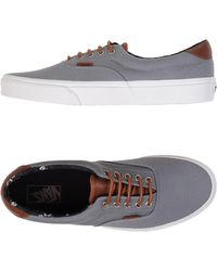 a0f399af15 Lyst - Vans Low-tops   Trainers in Gray for Men