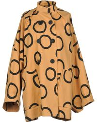 Vivienne Westwood Anglomania - Overcoat - Lyst