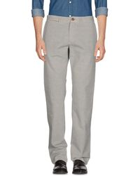 Incotex Red | Casual Trouser | Lyst
