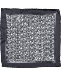 Canali - Square Scarves - Lyst