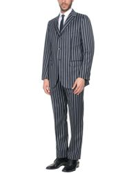 Mp Massimo Piombo - Suits - Lyst