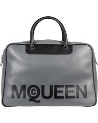 Alexander McQueen - Travel & Duffel Bag - Lyst