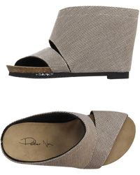Peter Non - Sandals - Lyst