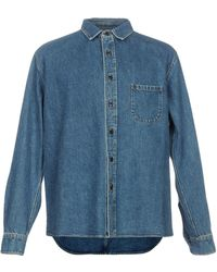 Simon Miller - Denim Shirt - Lyst