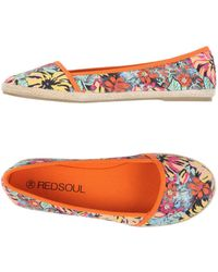 Red Soul - Espadrilles - Lyst