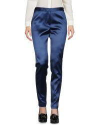 Blumarine - Casual Trousers - Lyst